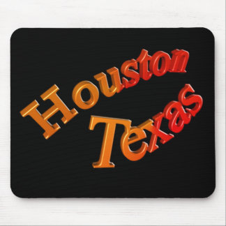 Houston Texas 3D Mouse Pad