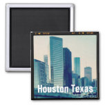 Houston Texas Architecture (Magnet) Refrigerator Magnets