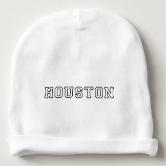 Houston Texas Baby Beanie