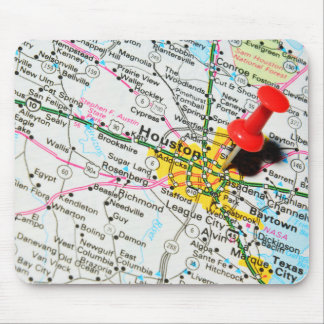 Houston, Texas Mouse Mat
