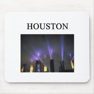 HOUSTON texas Mouse Pad