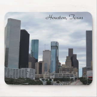 Houston, Texas Mousepad