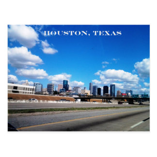 Houston, Texas Postcard