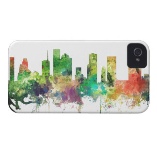 HOUSTON TEXAS SKYLINE SP - iPhone 4 Case-Mate CASES