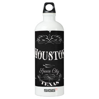 Houston, Texas - Space City SIGG Traveller 1.0L Water Bottle