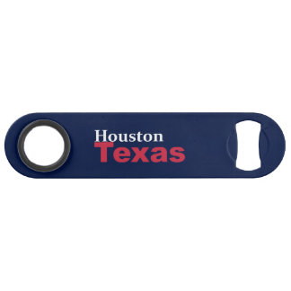 Houston, Texas Speed Bottle Opener