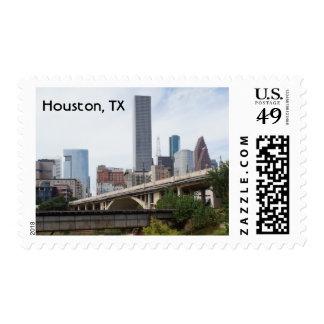 Houston, TX Stamps