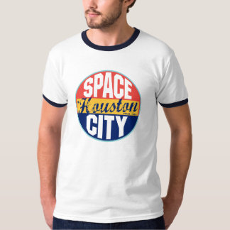 Houston Vintage Label T-Shirt