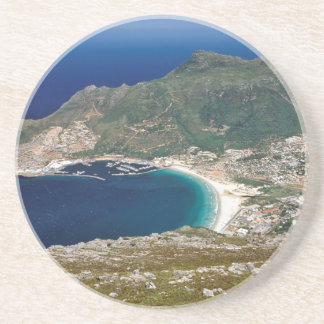 Hout Bay, The Sentinel And Atlantic Ocean Coaster
