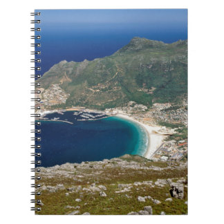 Hout Bay, The Sentinel And Atlantic Ocean Notebooks