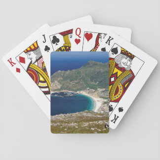 Hout Bay, The Sentinel And Atlantic Ocean Playing Cards