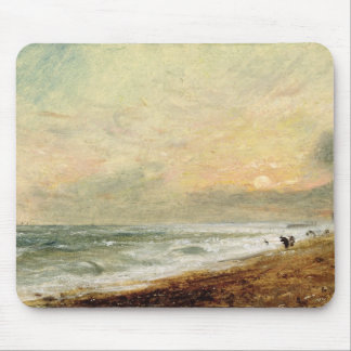 Hove Beach, c.1824 (oil on paper on panel) Mouse Mat