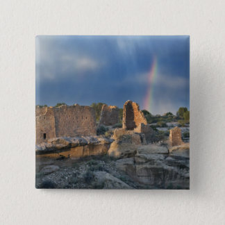 Hovenweep Castle, Hovenweep National Monument, 15 Cm Square Badge