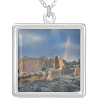 Hovenweep Castle, Hovenweep National Monument, Silver Plated Necklace