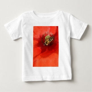 Hover Fly Baby Tee Shirt