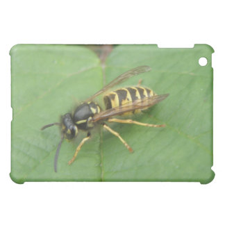 Hoverfly on a Leaf  Case For The iPad Mini