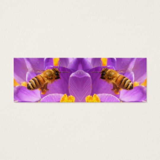 Hovering Bee ~ profile card