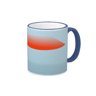 Hovering UFOs Coffee Mug