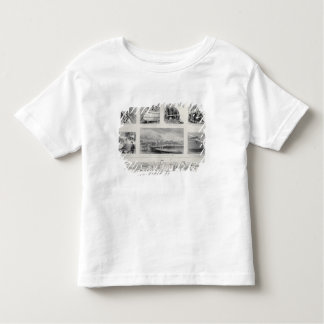 How a Torpedo Boat is Built Toddler T-Shirt