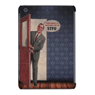How About A Nice Hot Cup... Retro ipad air case