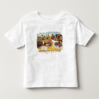 How Alexander the Great  crossed the Tigris Toddler T-Shirt