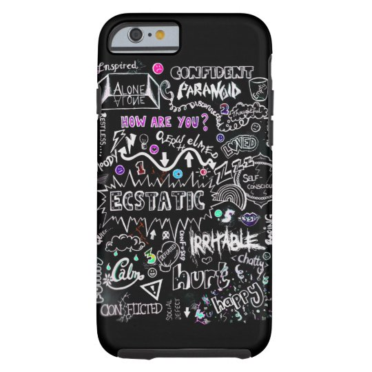 How Are You (Phone Case) Tough iPhone 6