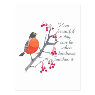 How Beautiful Postcard