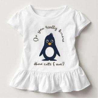 How cute I am? Toddler T-Shirt