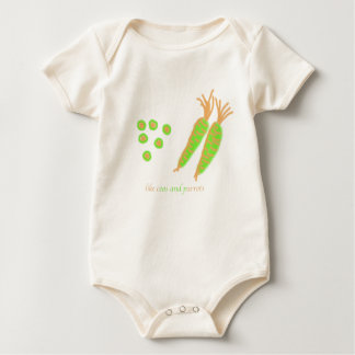 How do we go together? baby bodysuit