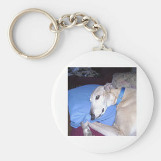 How Every Greyhound should Live Key Ring