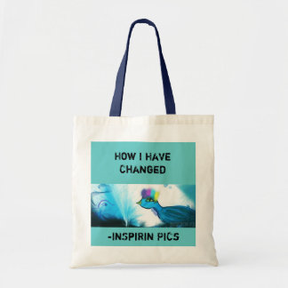 How I have Changed Bags