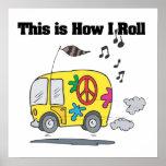 How I Roll (Hippie Van)