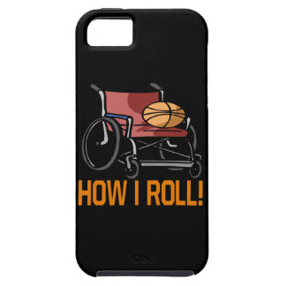 How I Roll iPhone 5 Cases
