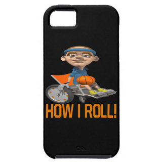 How I Roll iPhone 5 Covers