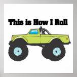 How I Roll (Monster Truck)