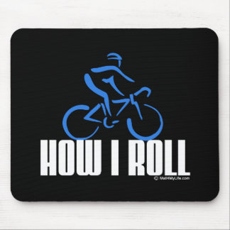 How I Roll Mouse Mat