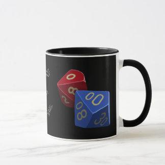 How I Roll, mug