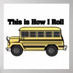How I Roll (School Bus)