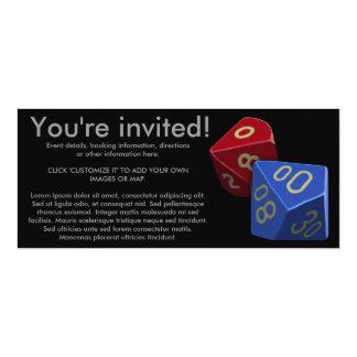 How I Roll, skinny invitation