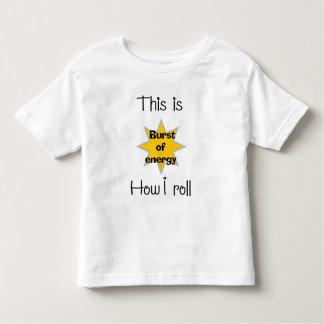 How I Roll T Shirts