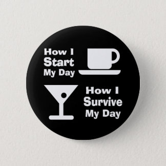 How I Survive Button