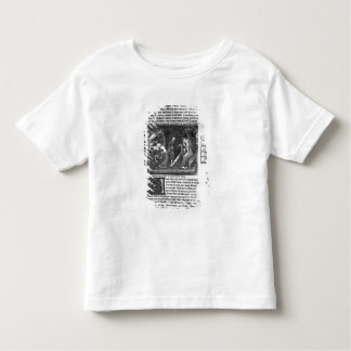 How Lancelot Kissed Guinevere Toddler T-Shirt