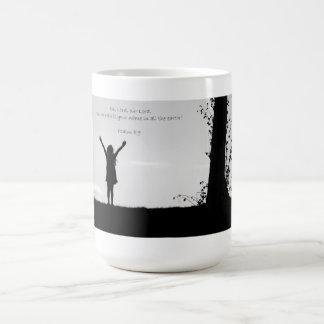 How Majestic is Your Name Coffee Mug