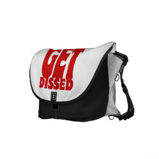 How Many Emcees Must Get Dissed Courier Bags