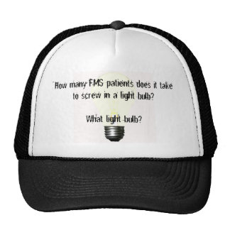 How many FMS patients does it take... Cap