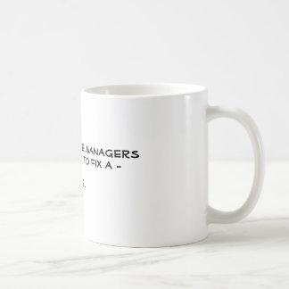 How Many Stage Managers...? Coffee Mug