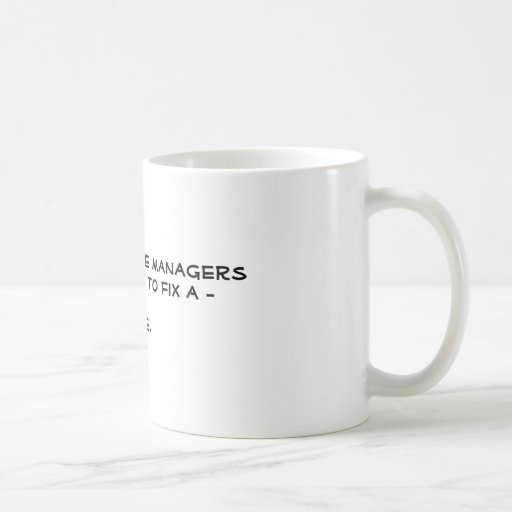 How Many Stage Managers...? Mugs