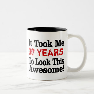 How Many Years to Awesome Mugs