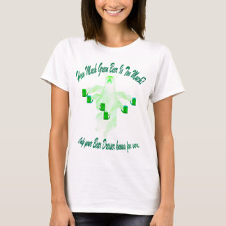 How Much Green Beer Is Too Much? T-Shirt