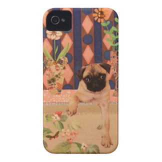 How Much is That Doggie in the Window?: Pug Pup iPhone 4 Cover